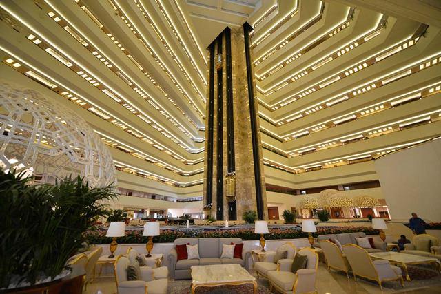 Illuminazione a 5 stelle a Doha