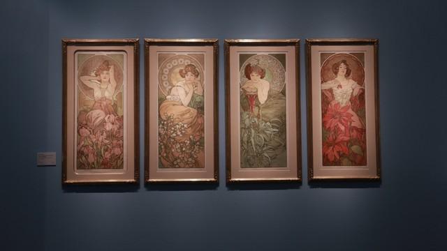 A Genova, capolavori dell'Art Nouveau
