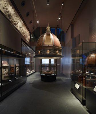 L'illuminazione del Museo della Cattedrale di Firenze