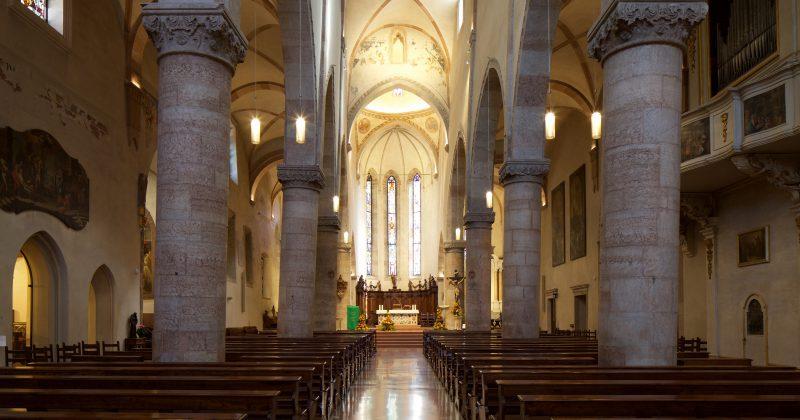Nuova luce per il duomo di Gemona del Friuli