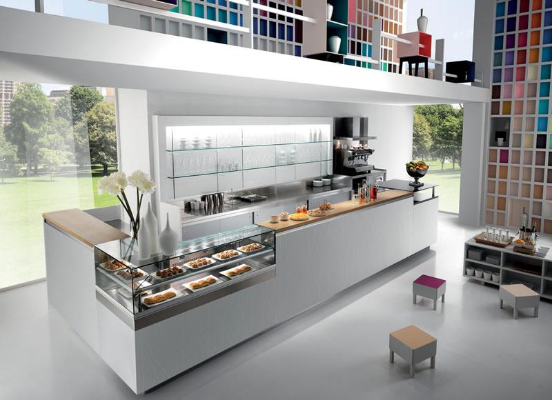 Frigomeccanica L Arredo Bar Professionale Tra Design E