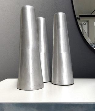 Alluminio e nuova artigianalità