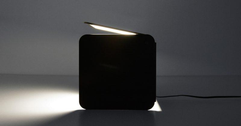 QUB: tecnologia OLED e design italiano