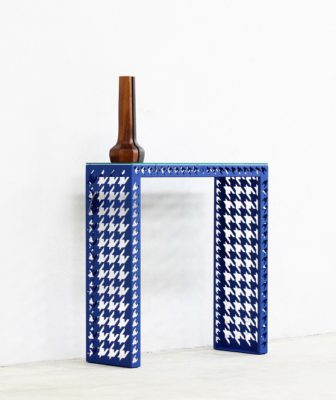 Nikla Steel Design l'originalità del complemento d'arredo