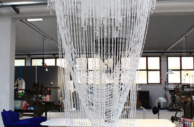 Le lampade di Adriana Lohmann
