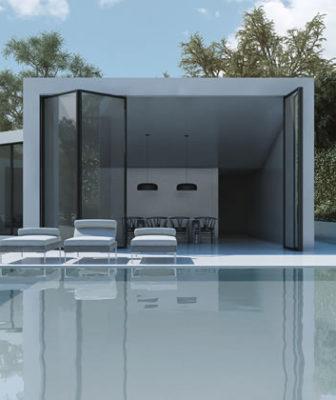 L'architettura residenziale a blocchi dello studio ZDA, Zupelli Design Architettura