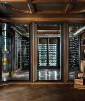 Un progetto innovativo: l'interactive wine cellar