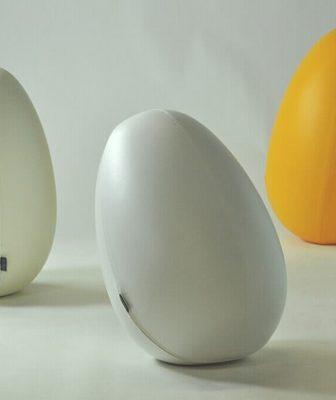 Kokkodè: la seduta a forma di uovo