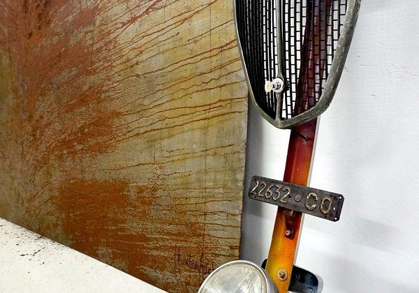 Le lampade-scultura dell'artista Susy Zappa