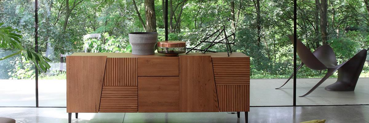 Casa moderna e creativa con la collezione Zero.16 by Devina Nais