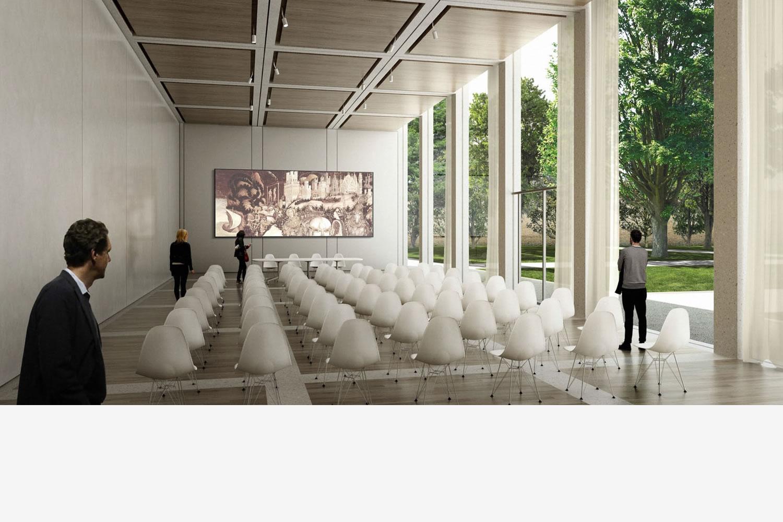 Palazzo dei diamanti a ferrara il progetto vincente di for Architetti on line gratuiti