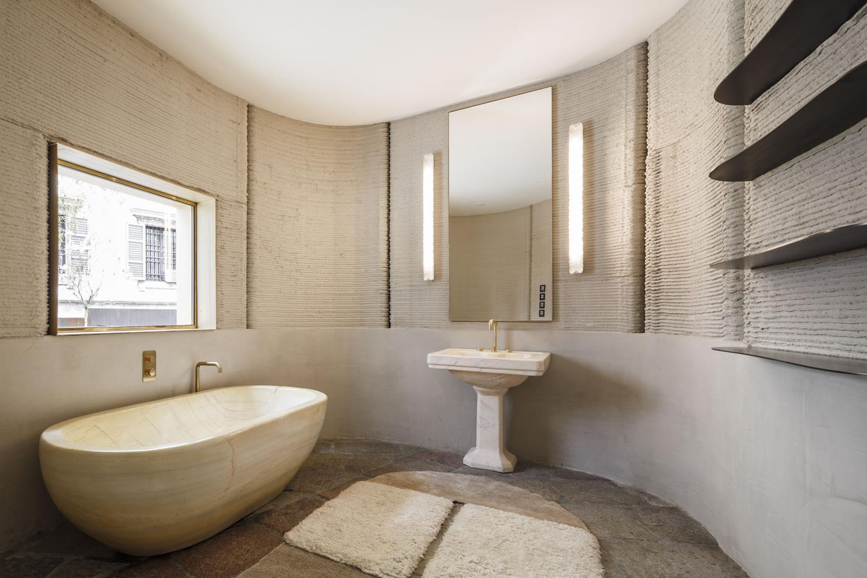 3d housing 05 la casa stampata in piazza cesare beccaria for Architetti on line gratuiti