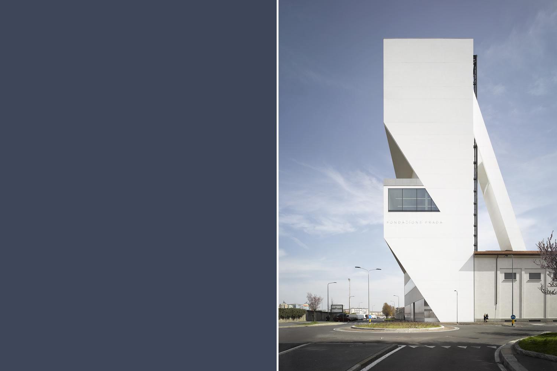 La fondazione prada di rem koolhaas completa la torre for Architetti on line gratuiti