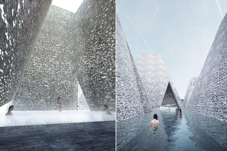 Il waterfront culture center di kengo kuma a copenhagen 5 for Architetti on line gratuiti