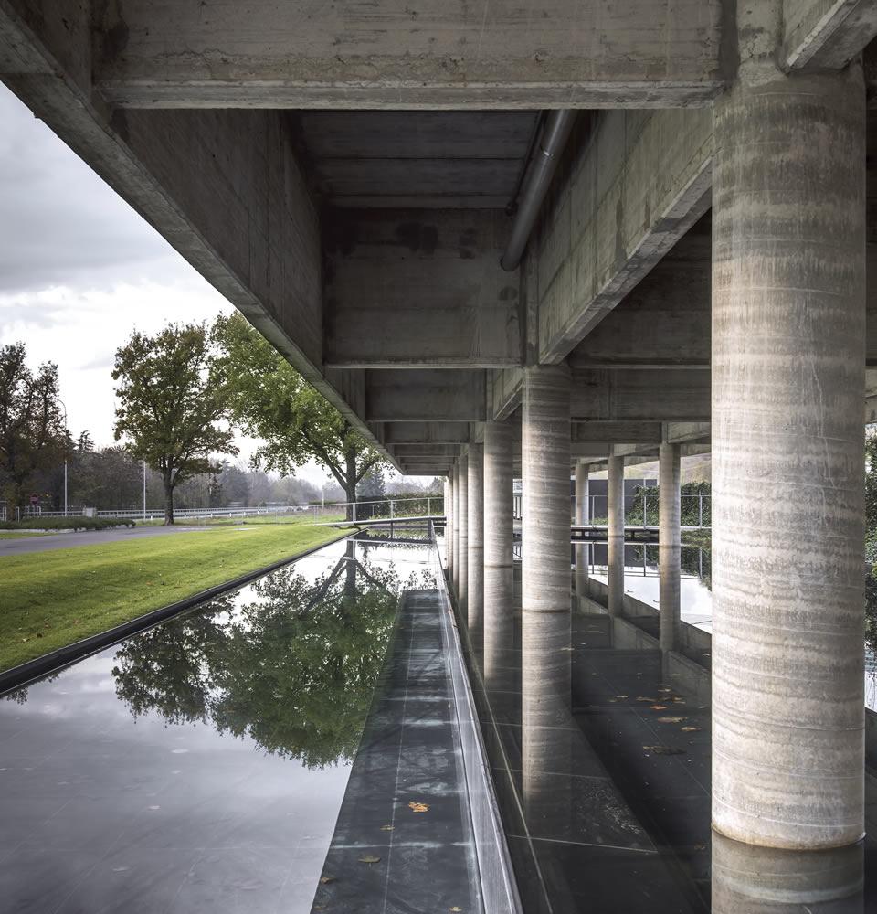 La fabbrica giardino di prada firmato guido canali 11 for Architetti on line gratuiti