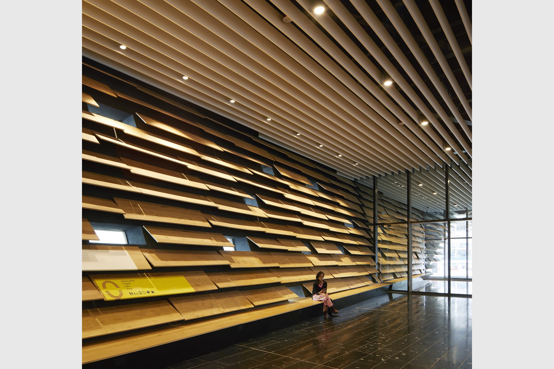 Dundee il victoria and albert museum di kengo kuma 8 for Architetti on line gratuiti