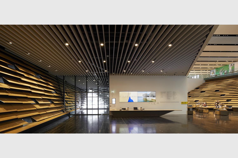 Dundee il victoria and albert museum di kengo kuma 9 for Architetti on line gratuiti