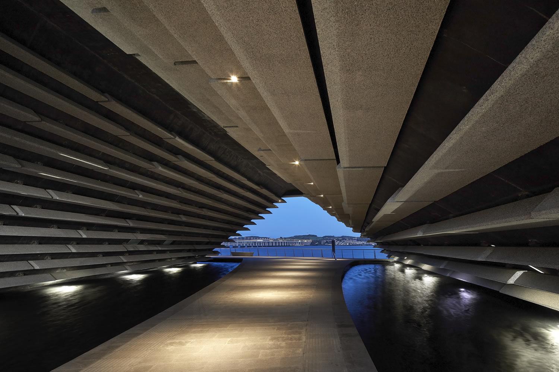 Dundee il victoria and albert museum di kengo kuma 5 for Architetti on line gratuiti