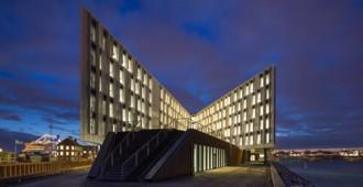 Dinamarca: 'UN City', Copenhague - 3XN