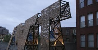 New York: MoMA P.S.1, Party Wall - CODA