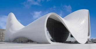Azerbaiyán: Imágenes del 'Heydar Aliyev Center' - Zaha Hadid Architects