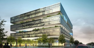 'Samsung America Headquarters', Silicon Valley - NBBJ