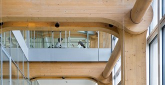 Switzerland: Tamedia office building - Shigeru Ban