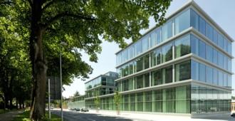 Alemania: Oficinas para Schwäbisch Media - Wiel Arets Architects
