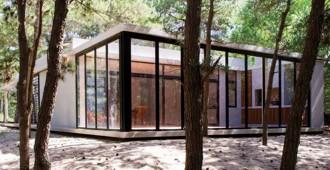 Argentina: Casa en Mar de las Pampas - Unoencinco Arquitectos