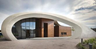 Escocia: Maggie's Centre en Aberdeen - Snøhetta