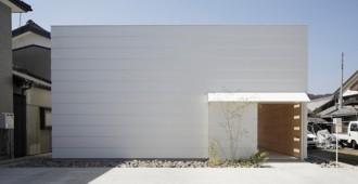 Japón: 'Light Walls House', Toyokawa - mA-style architects