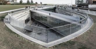 Dinamarca: Museo Marítimo - BIG