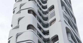 Singapur: 'Ardmore Residence' - UNStudio