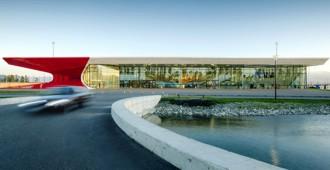 Georgia: Aeropuerto Internacional de Kutaisi - UNStudio