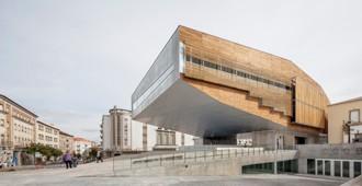 Portugal: Centro Cultural en Castelo Branco - Mateo Arquitectura