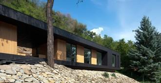Hungría: Casa Hideg, Kőszeg - Béres Architects