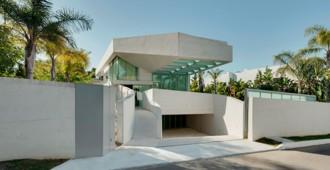 España: 'Casa Medusa', Marbella - Wiel Arets Architects