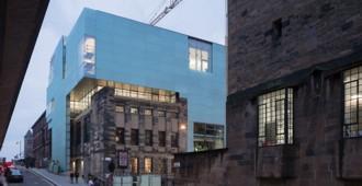 Video: 'Reid Building', Glasgow School of Art - Steven Holl Architects