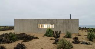 Chile: Casa en Huentelauquén - Plan Común y Claudio Baladrón