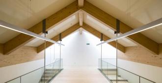 Portugal: 'Centro Interpretativo do Património da Afurada' - Atelier 15