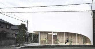 Japón: Centro odontológico, Prefectura de Osaka - Kohki Hiranuma Architect & Associates