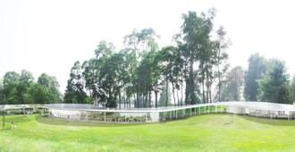 Estados Unidos: 'River Building', Grace Farms Foundation - SANAA... imágenes de las obras