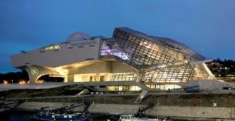 Inauguración del 'Musée des Confluences', Lyon - Coop Himmelb(l)au