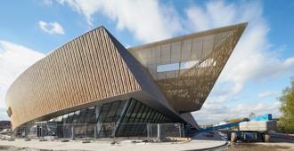 Video: MICX - Mons International Congress Xperience, Bélgica - Daniel Libeskind
