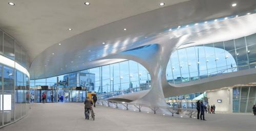 Paise Bajos: Nueva estación de Arnhem - UNStudio