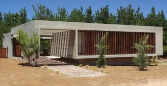 Argentina: Casa S&S, Pinamar, Buenos Aires - Besonias Almeida Arquitectos