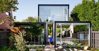 Australia: 'THAT House', Melbourne - Austin Maynard Architects