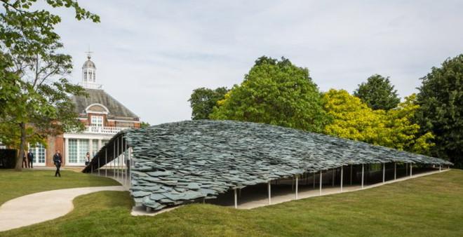 Londres: Serpentine Gallery Pavilion 2019 - Junya Ishigami