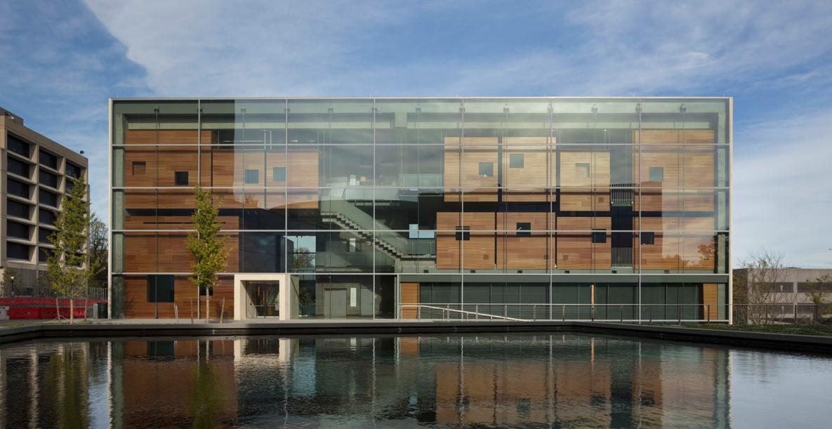 Estados Unidos: Lewis Arts Complex, Universidad de Princeton, New Jersey - Steven Holl Architects