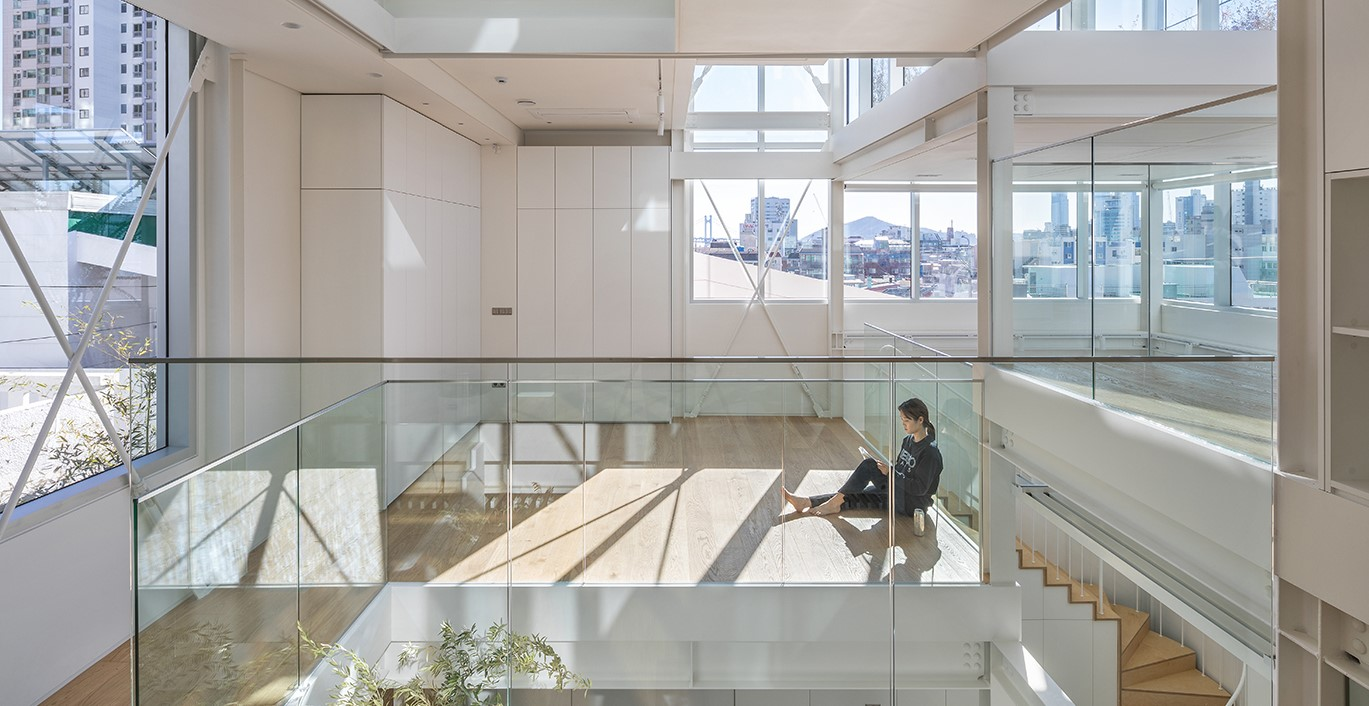 Corea del Sur: Light Hollow - YounghanChung Architects